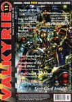 Issue: Valkyrie (Volume 1, Issue 11 - 1996)