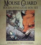 RPG Item: Mouse Guard Roleplaying Game Box Set