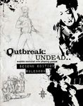 RPG Item: Outbreak: Undead (2nd Edition)