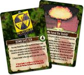 Board Game: Eaten By Zombies!: We Have the Bomb! Promo