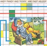 Board Game: Andy Pandy and Teddy are Fast Asleep
