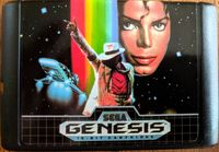 Video Game: Michael Jackson's Moonwalker (Console)