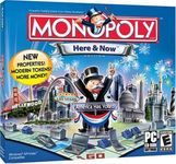 Video Game: Monopoly Here & Now: The World Edition
