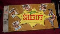 Board Game: Play Sheriff