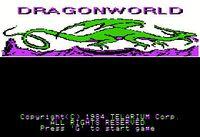 Video Game: Dragonworld