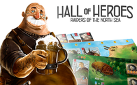 Board Game: Raiders of the North Sea: Hall of Heroes