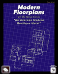 RPG Item: Modern Floorplans: Hotel