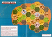 Board Game: De Kolonisten van Catan: De drie Handelsteden van Noord-Nederland
