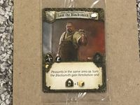 Board Game: Time of Legends: Joan of Arc – Sam the Blacksmith Promo Card