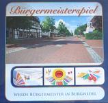 Board Game: Bürgermeisterspiel: Werde Bürgermeister in Burgwedel