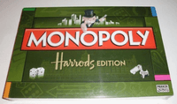 Board Game: Monopoly: Harrods Edition