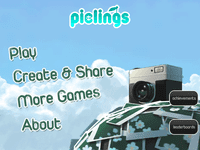 Video Game: Piclings