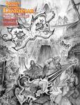 RPG Item: Dungeon Crawl Classics Lankhmar: Masks of Lankhmar
