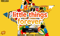 Video Game: Little Things Forever