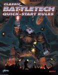 RPG Item: Classic BattleTech Quick Start Rules