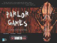 RPG Item: Parlor Games