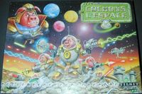 Board Game: Space Pigs