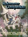 RPG Item: Rolemaster Companion