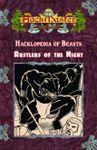 RPG Item: Hacklopedia of Beasts: Rustlers of the Night