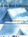 RPG Item: At the High Point Inn