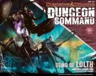Board Game: Dungeon Command: Sting of Lolth