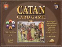 Board Game: Catan Card Game: Expansion Set