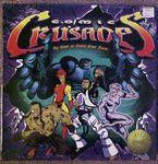 Board Game: Comic Crusades