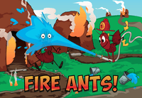 Board Game: Fire Ants!