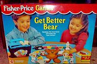 Board Game: Get Better Bear