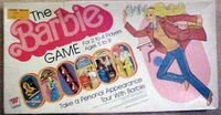 Board Game: The Barbie Game