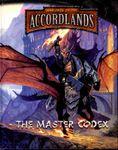 RPG Item: Warlords of the Accordlands: The Master Codex
