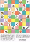 """Board Game: Rupert's """"Write a Letter"""" Game"""