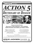 RPG Item: GURPS Action 5: Dictionary of Danger