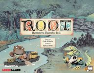 Board Game: Root: The Riverfolk Expansion