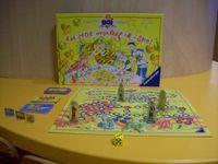 Board Game: Het Hoe Overleef Ik: Spel