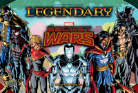 Board Game: Legendary: A Marvel Deck Building Game – Secret Wars, Volume 1