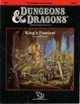 RPG Item: B11: King's Festival