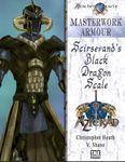 RPG Item: Scirsevand's Black Dragon Scale