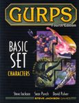 RPG Item: GURPS Basic Set: Characters (Fourth Edition)