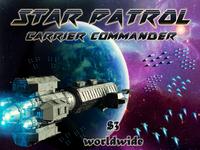 Board Game: Star Patrol: Carrier Commander