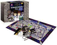 Board Game: New Scotland Yard: Crime Scene
