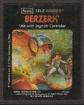 Video Game: Berzerk