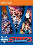 Video Game Compilation: Sega Vintage Collection: Streets Of Rage
