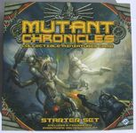 Board Game: Mutant Chronicles Collectible Miniatures Game
