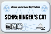 Board Game: Schrödinger's Cat