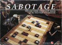 Board Game: Sabotage