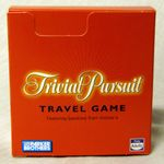 Board Game: Trivial Pursuit: Travel Game – Featuring Questions from Volume 6