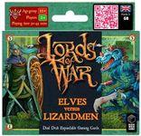 Board Game: Lords of War:  Elves versus Lizardmen
