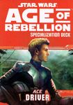 RPG Item: Age of Rebellion Specialization Deck: Ace Driver