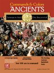 Board Game: Commands & Colors: Ancients Expansion Pack #5 – Epic Ancients II